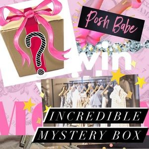 Resale Mystery Box Shopping Surprise Name Brand Gg